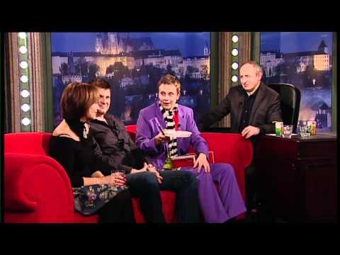 3. Richard Nedvěd - Show Jana Krause 25. 2. 2011