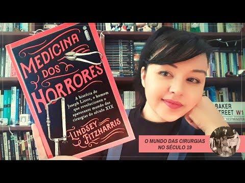 Conheça o mundo das cirurgias no século 19 em Medicina dos Horrores