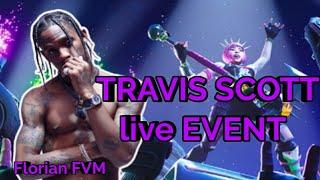FORTNITE TRAVIS SCOTT EVENT😱 (Fortnite Travis Scott Astronomical Concert) / Fortnite Live Event 2020
