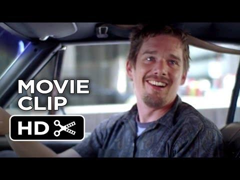 Boyhood Movie CLIP - Talk To Me (2014) - Ethan Hawke Movie HD