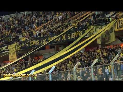 """""""La Hinchada de Peñarol vs. Liverpool (Apertura 2018)"""" Barra: Barra Amsterdam • Club: Peñarol"""