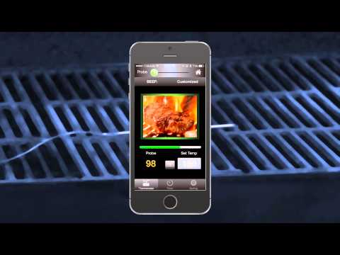 Maverick ET-735 Bluetooth BBQ Thermometer