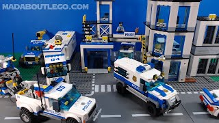 LEGO City Police Full Movie. 2019.