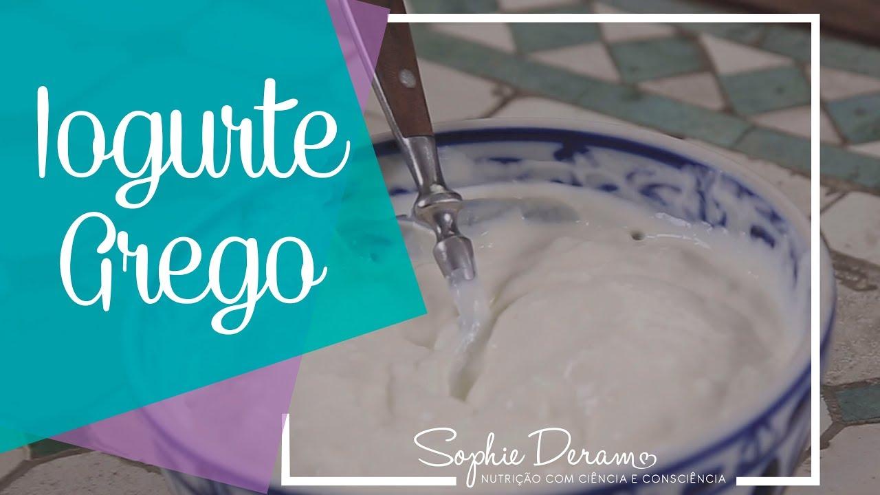 Iogurte Grego