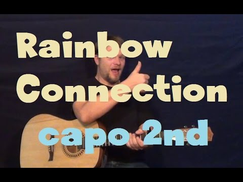 Rainbow Connection Chords Muppets Ultimate Tabs
