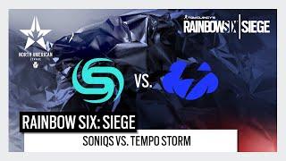 Rainbow Six North American League: North American Major Qualifiers - Soniqs vs. Tempo Storm
