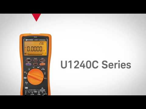 Durable and longer battery life handheld DMMs