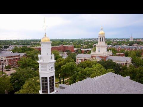 Baylor University - video