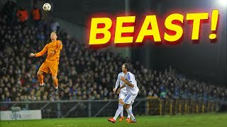 How To Jump Like Cristiano Ronaldo Tutorial - Boost Your Jumping Power