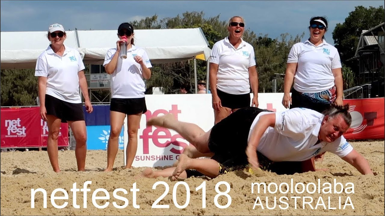 Netfest 2018 Mooloolaba Sunshine Coast