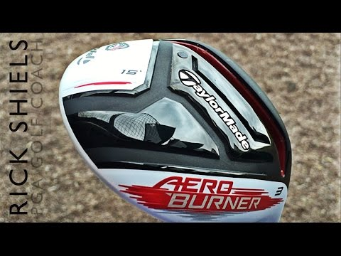 TAYLORMADE AEROBURNER TOUR PREFERRED FAIRWAY REVIEW