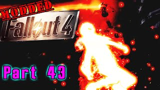 Modded Fallout 4 Survival - Part 43  -  Nukatrons