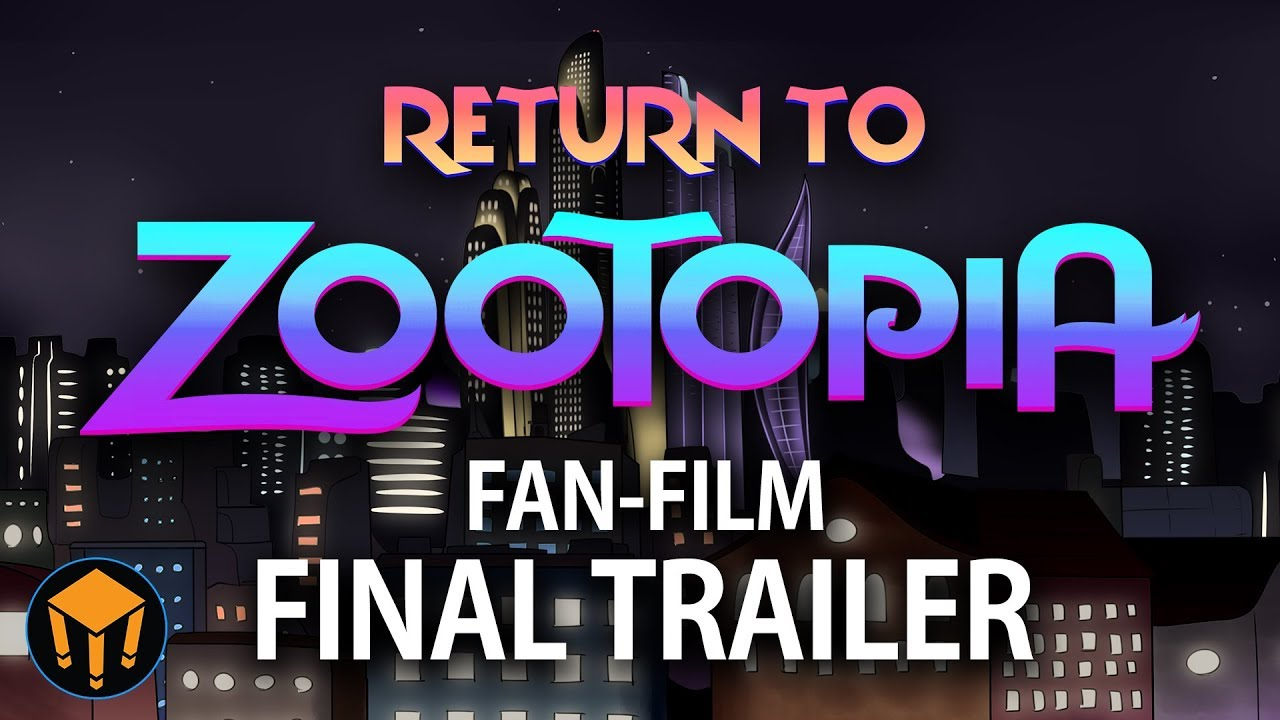 Return to Zootopia's FINAL TRAILER just dropped!