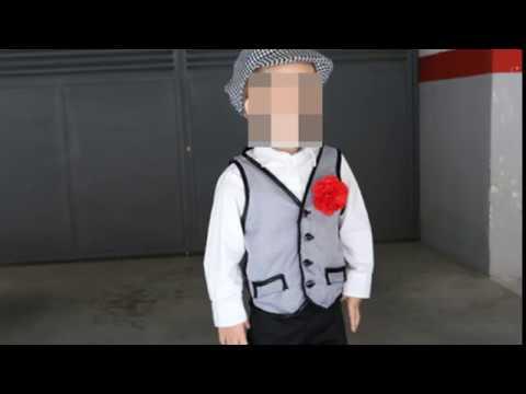 Como hacer un disfraz de chulapo