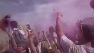preview picture of video 'Color Me Rad Toulouse  -  2014'