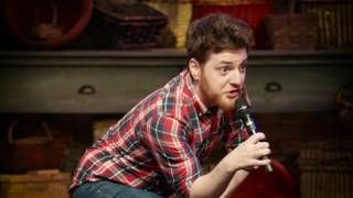 Billy Anderson on the history of southern accents - Dry Bar Comedy