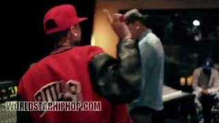 Tyga & Chris Brown - I'm So Raw (In Studio HD Performance) Chris new