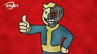 Is Courier 6 An Android? Fallout New Vegas Game Theory