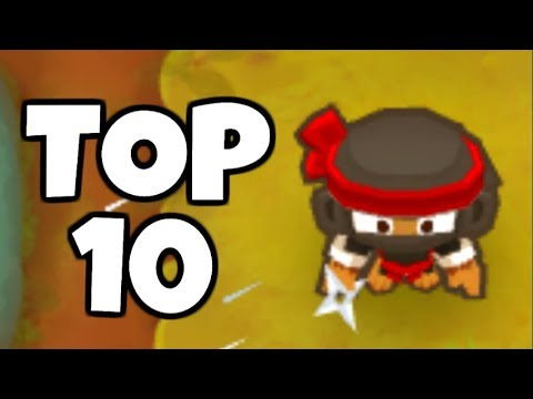 How To Become A Top 10 Race Player (Bloons TD 6)