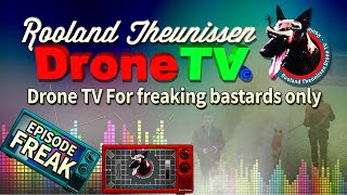 Drone TV Live nighty night #drones #fpv #chat #music