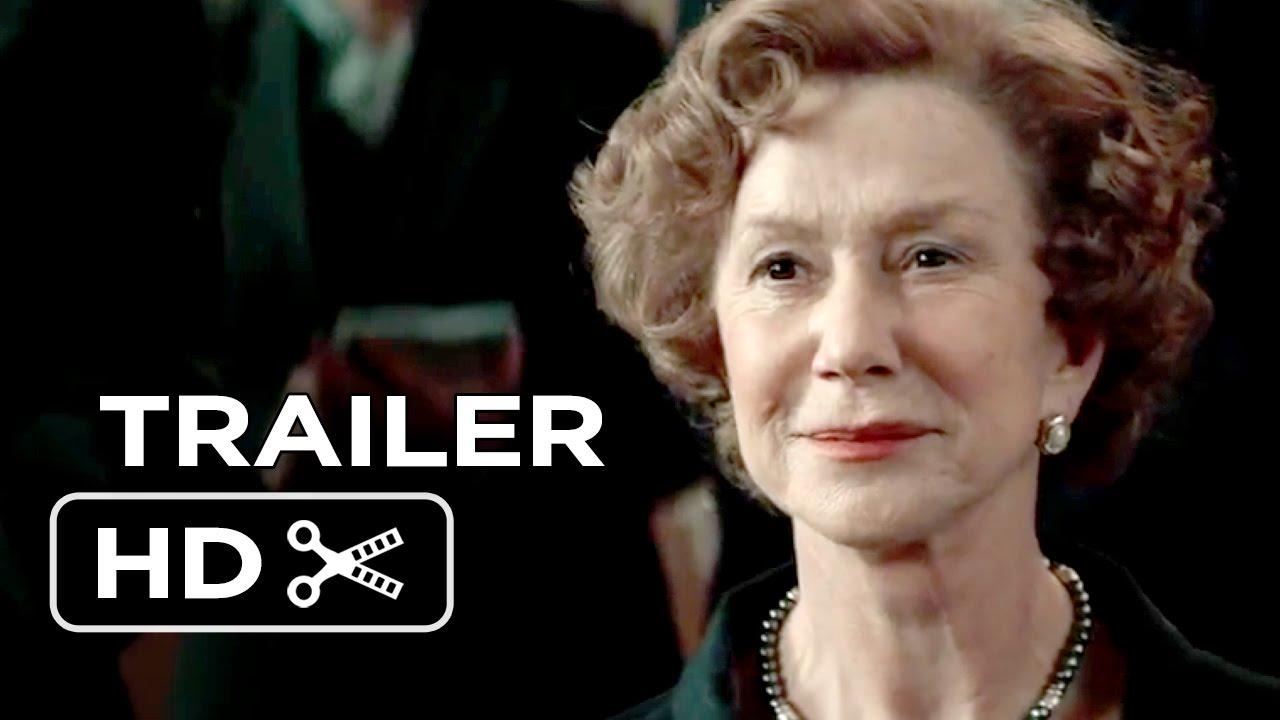 Trailer för Kvinnan i guld