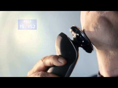 PHILIPS S9031/13 Shaver 9000 Nero satinato