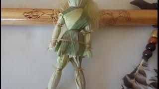 Seneca Cornhusk Doll