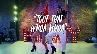 "A1 - ""Toot That Whoa Whoa"" | Nicole Kirkland & Aliya Janell Collaboration"