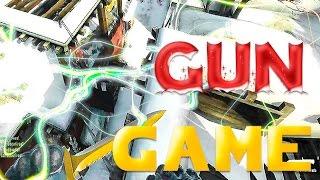 Gun Game navideño!
