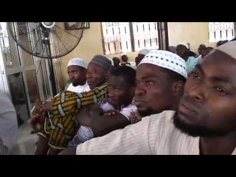 Allah is one(Khutuba) -Sheikh Isa Akindele