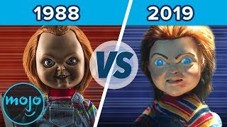 Child's Play 1988 vs. Child's Play 2019