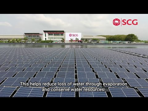 Floating Solar Farm - Illuminating the Future