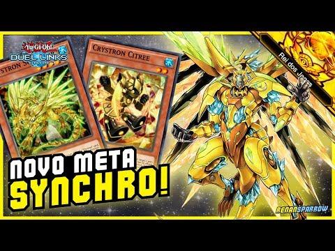 REI DOS JOGOS DE CRISTRON! - Yu-Gi-Oh! Duel Links #764