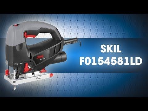 Лобзик 710 Вт,  SKIL - F0154581LD (4581LD)