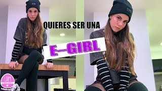 CONVIERTETE EN E_GIRL //🖤HOW TO BE AN E GIRL🖤. La Diversion de Martina