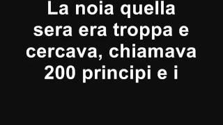 Rosso Relativo - Tiziano Ferro (testo)