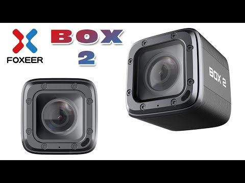 Foxeer Box 2 - 4K camera - 4K overcast day - Test video