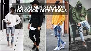 16 Ways To Wear HOODIES | How To Style Hoodies | How To Wear A Hoodie | Mens Hoodies Lookbook
