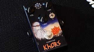Varvar Khors (Гитарный фуз-дисторшн)
