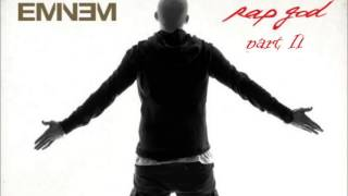 Eminem - Rap God (Part 2)