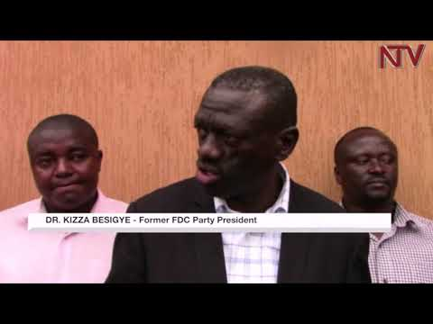 Besigye visits Zaake, condemns security forces