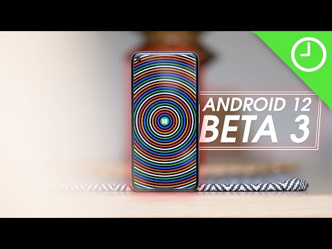 Android 12 Beta 3: Top new features!