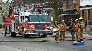 preview picture of video 'Hanover Fires - March 19 and 22, 2015'