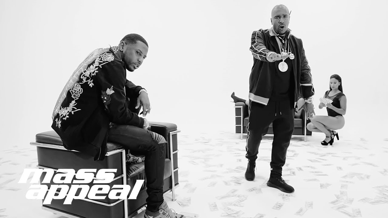 N.O.R.E. ft. Fabolous — Big Chain