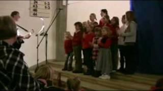 Tragt in die Welt nun ein Licht, Kinderchor