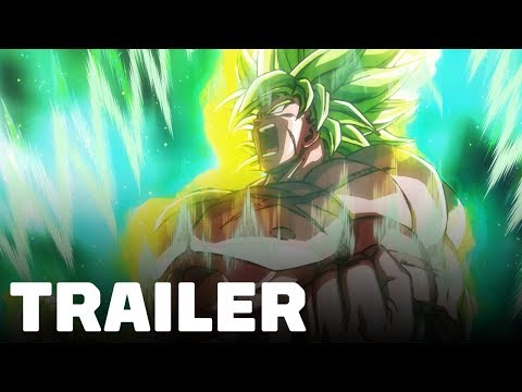 Download Dragon Ball Super: Broly Trailer #3 - (English Sub) HD Mp4 3GP Video and MP3