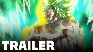 Dragon Ball Super: Broly Trailer #3 - (English Sub)