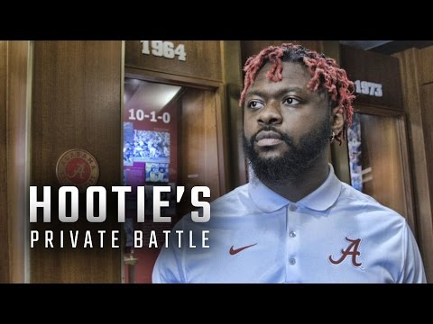 Hootie Jones' Private Battle