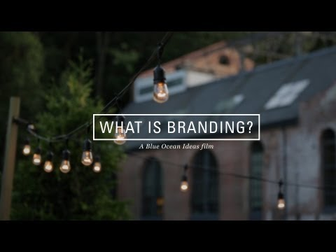 Download What is Branding? // A Blue Ocean Ideas Film HD Mp4 3GP Video and MP3