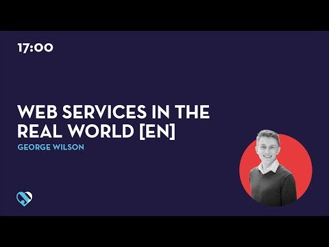 JD19DE - [EN] Web services in the real world